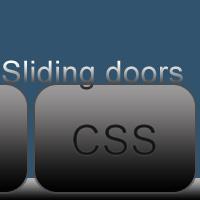 כיצד לבנות כפתורים עם פינות מעוגלות ברוחב דינאמי – Sliding Doors