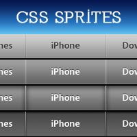 CSS SPRITES – שימוש בתמונה אחת למספר רב של מצבים