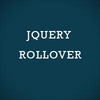 יצירת אפקט Rollover על תמונה בעזרת Jquery