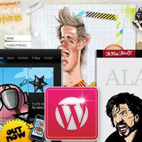 כתבת השראה – 40 אתרי וורדפרס מעוצבים להפליא